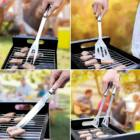 9 db-os grill eszköz készlet