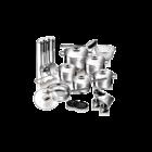 Blaumann 27 részes Jumbo rozsdamentes acél edénykészlet