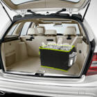 Autós rendszerező csomagtartóba 2 tárolórekesszel (36 x 30 x 25 cm)