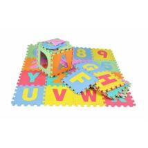 36 darabos habszivacs puzzle szőnyeg
