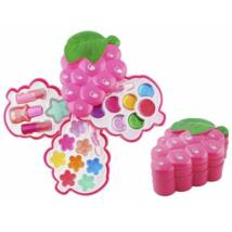 Gyümölcs alakú gyermek smink készlet