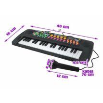 Elektronikus zongora gyerekeknek - 37 billentyű