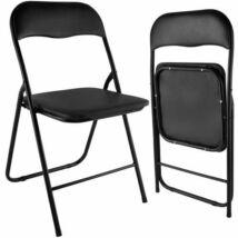 Összecsukható irodai/kerti szék - 6db