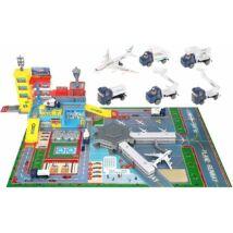70 részes repülőtér és parkoló bázis