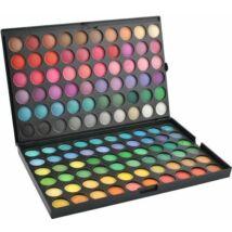 Szemfesték paletta - 120 színű