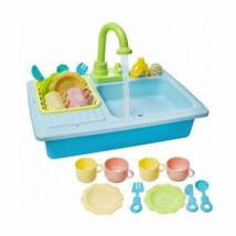 Gyermek mosogató készlet edényekkel