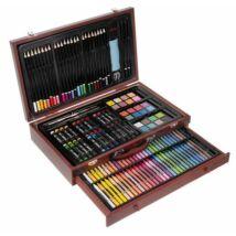 143 részes művész festőkészlet