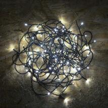 50 LED-es napelemes égősor (kül- és beltéri)