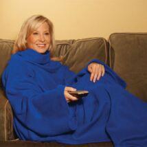 Ujjas takaró (kék színben)