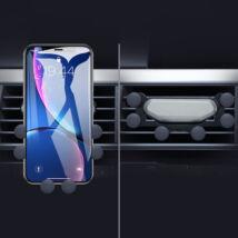 Univerzális autós tartó - rugós, szellőzőrácsra rögzíthető