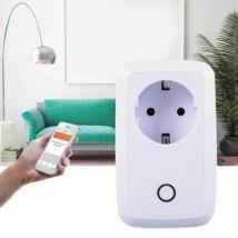 Mobilról vezérelhető okos konnektor