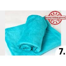 Nagyméretű Smartex egyszínű polár takaró (ST-PTP7)