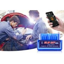 Mini ELM327 bluetooth hibakód olvasó (OBD2)