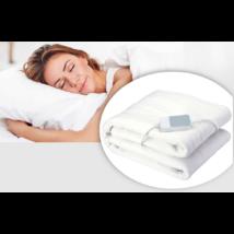 Elektromos ágymelegítő takaró (60W, 80x150cm)