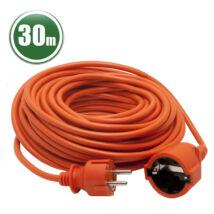 Hálózati lengő hosszabbító (3 x 1,0 mm2, 30 méter)