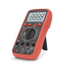 Digitális multiméter (induktivitás méréssel)