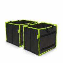 Autós rendszerező csomagtartóba (1 tárolórekesszel, 25 x 30 x 30 cm, 2 darabos csomag)