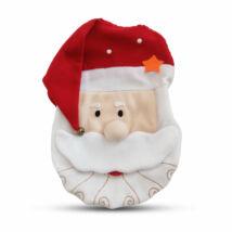 Karácsonyi WC ülőke dekor mikulás mintával