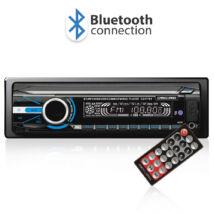 MP3 lejátszó Bluetooth-szal, FM tunerrel és SD / MMC / USB olvasóval