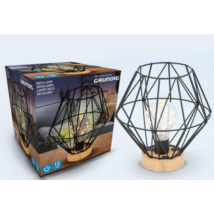 Grundig modern dekor lámpa
