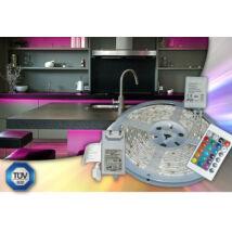 5 méteres RGB LED szalag