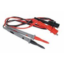 Tesztvezetékek - kábelek 20A mérőhöz