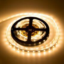 5 méteres meleg fehér színű LED szalag (szilikonos bevonattal)