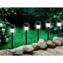 Műanyag napelemes kerti lámpa (10 darabos csomag)