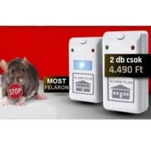 Elektromos rágcsáló és rovarriasztó (2 darabos csomag)