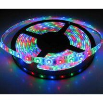 5 méteres R/G/B LED szalag (szilikonos bevonattal)