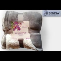 Sendia polár ágytakaró (150x200, szürke)
