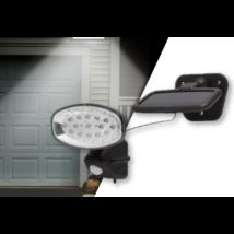 Napelemes kültéri LED lámpa mozgásérzékelővel
