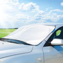 Autós szélvédőtakaró, jegesedésgátló (150 x 70 cm)