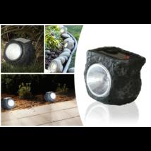Napelemes szikla lámpa (5 darabos csomag)