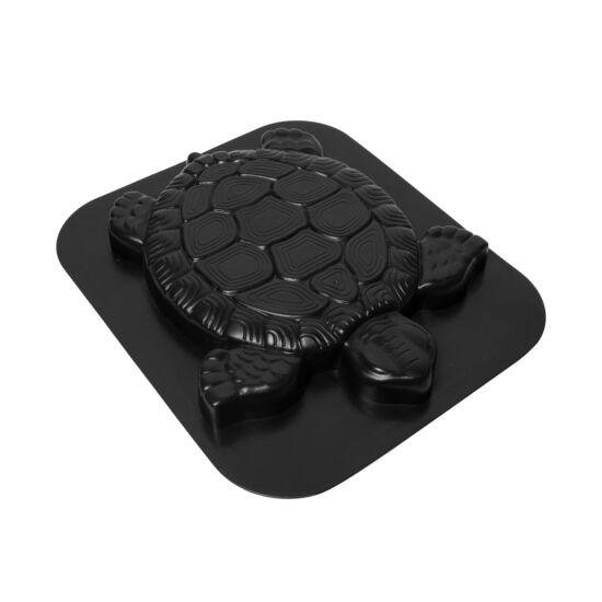 Műanyag dekorsablon (teknős, 44 x 38 x 4,3 cm)