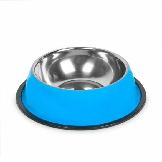 Etetőtál (18 cm, kék)