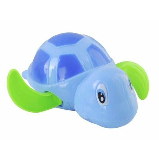 Bébiteknős vízi játék - úszó mechanizmussal