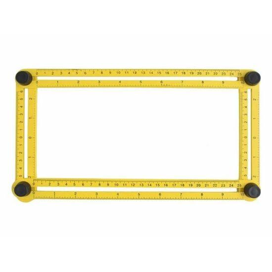 Állítható mérő négyzet