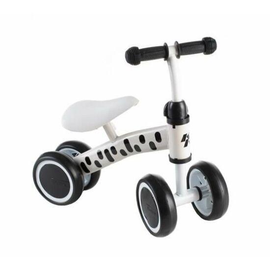 Négykerekű egyensúlyi kerékpár (fehér)