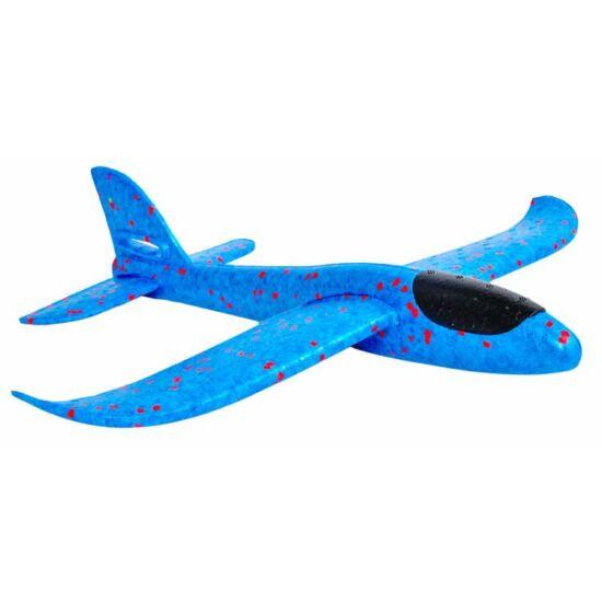 Hungarocell kék vitorlázó repülőgép