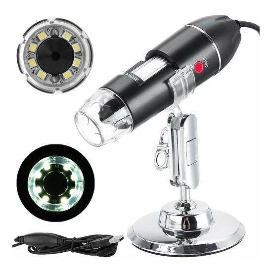 1600x USB digitális mikroszkóp