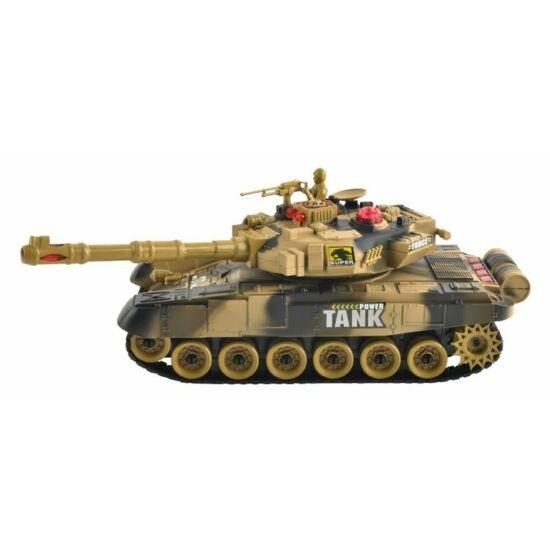 Távirányítható játék tank - 2 db