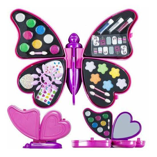 Játék smink készlet - pillangó