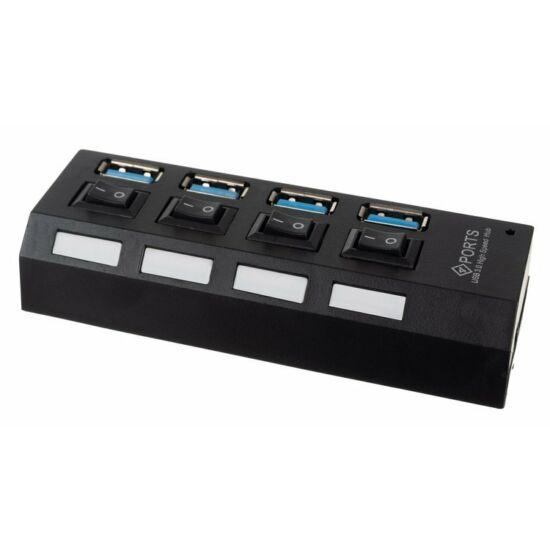 USB központ - 4 db USB 3.0 port