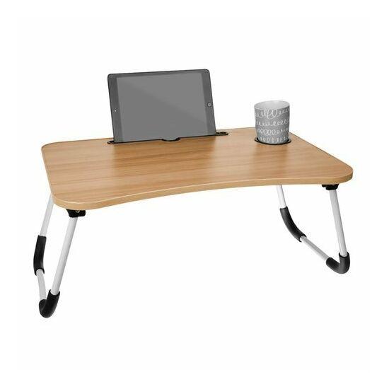 Összecsukható laptop asztal