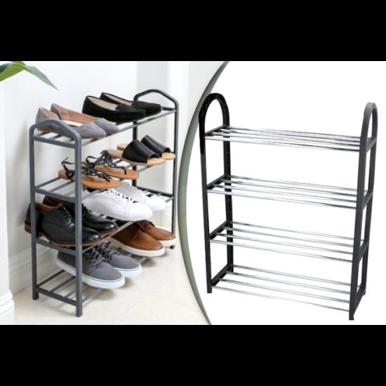 8 férőhelyes cipőtartó állvány