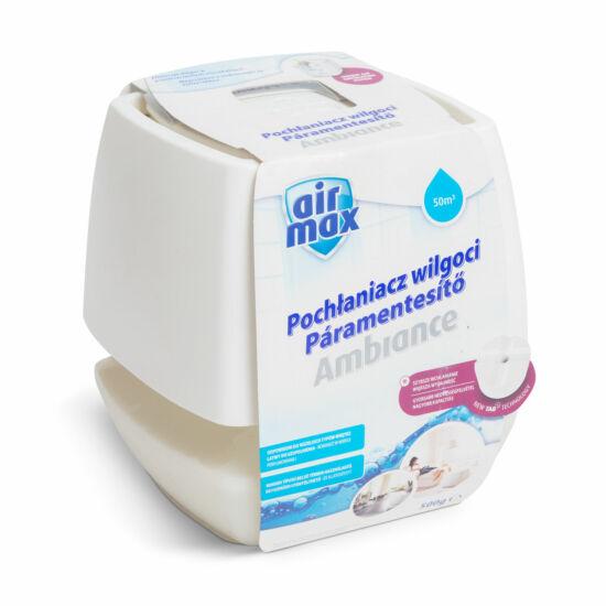 Airmax Ambience Páragyűjtő készülék és tabletta  (natúr, 500 g)