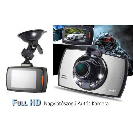 Kompakt autós kamera