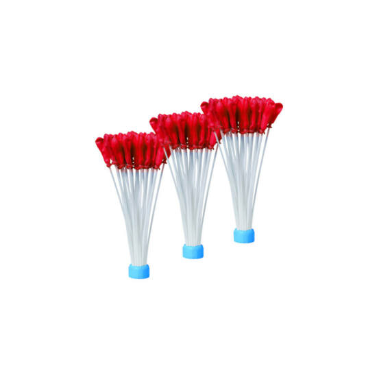 120 db-os vízibomba szett (piros)