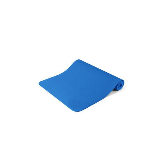 Jóga matrac, ajándék táskával (kék)